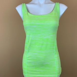 VSX space dyed tank top Victoria's Secret sport